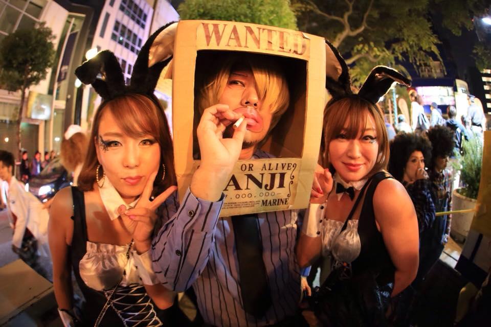 大阪ハロウィンイベント特集2016|仮装・コスプレで楽しむパーティー紹介♪