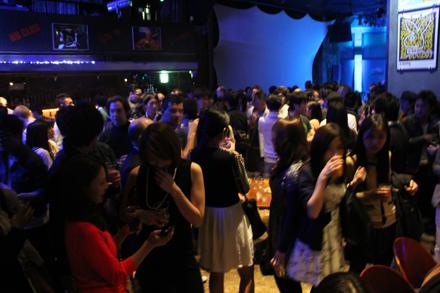 【200名規模】【恵比寿】誰でも参加しやすい街コン&恋活、友活パーティー★海の中をイメージしたしっとり大人なダイニングラウンジ♪『恵比寿 Aoyuzu』開催