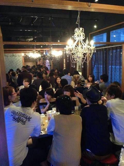 【80名規模】【広島】ダイニング居酒屋貸切で恋活&友つく飲み会パーティー♪7割がお一人で初参加の誰でも参加しやすいイベント★