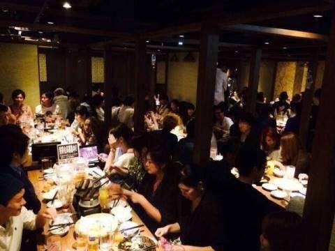 【200名規模】【赤坂】誰でも参加しやすい街コン&恋活、友活パーティー★落ち着いた大人の和創作Dining♪『赤坂 時の栖』開催