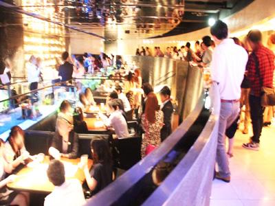 【200名規模】【銀座】誰でも参加しやすい街コン&恋活、友活パーティー★水に癒される大人のラグジュアリーな空間が魅力的♪『 銀座 水響亭』開催