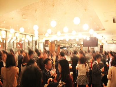 【100名規模】【大阪京橋】誰でも参加しやすい街コン&恋活、友活パーティー★開放感のあるオシャレな店内、隠れ家的感覚の空間『京橋NAGOMI』 開催