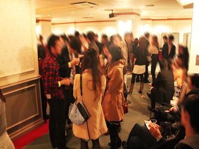 【200名規模】【恵比寿】誰でも参加しやすい街コン&恋活、友活パーティー★開放感溢れる大空間で雰囲気も最高なスタイリッシュラウンジ♪『恵比寿THE ROOM 3階』開催