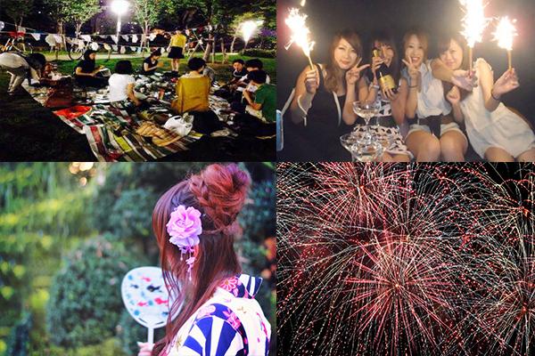◆8/10(土)【花火】100名規模♪淀川花火大会鑑賞パーティーイベント♪みんなで交流しながら花火大会を鑑賞しよう♪気軽に友達や恋人を作りに来てください♪夏限定スペシャルイベント♪7割の方がお一人で初参加です♪◆
