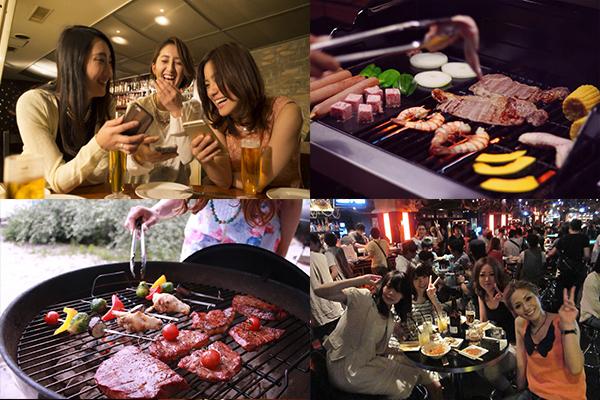 ◆1/28(土)【大阪】【室内BBQ】100名規模♪誰でも参加しやすい室内BBQパーティー♪気軽に友達や恋人を作りに来てください♪恋活・友活にぴったりな出会いのイベント♪7割の方がお一人で初参加です♪◆