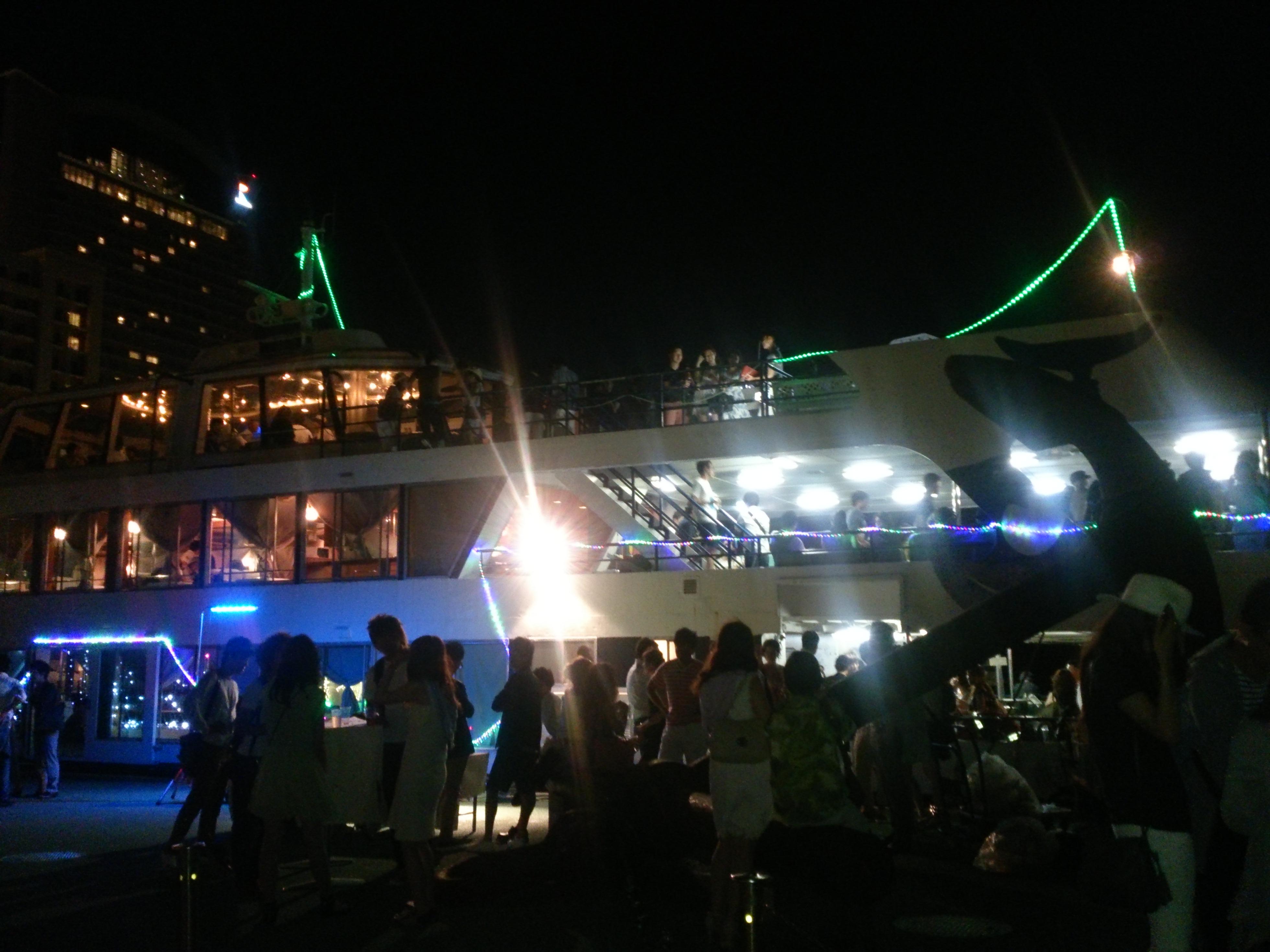 『注目イベント』大阪300名船上パーティーレポート♪街コンから進化した船コンへ