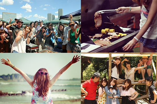 大阪BBQ&お花見パーティーイベント特集|みんなで野外イベントを楽しもう♪恋活&友活にもばっちりの春夏限定パーティー!